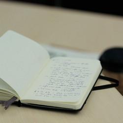 Writing Again